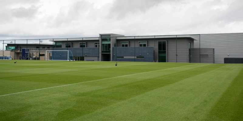 Everton Finch Farm training facility