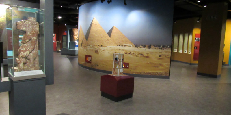 WORLD MUSEUM ANCIENT EGYPT GALLERY
