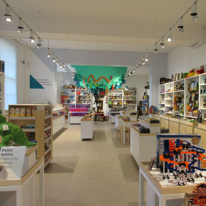 NML SHOP WORLD MUSEUM