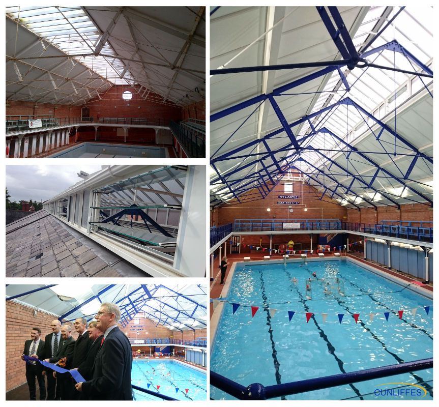 CHESTER VICTORIAN BATHS