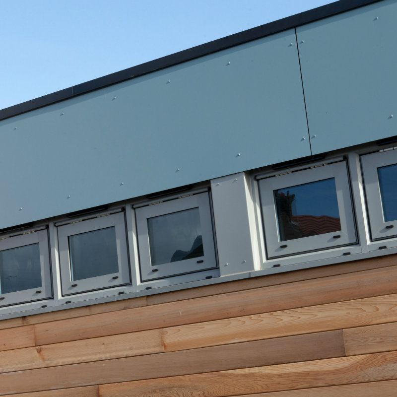 Everton Finch Farm Training Building