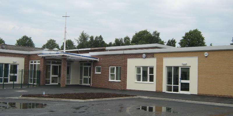 Everton Finch Farm training facility