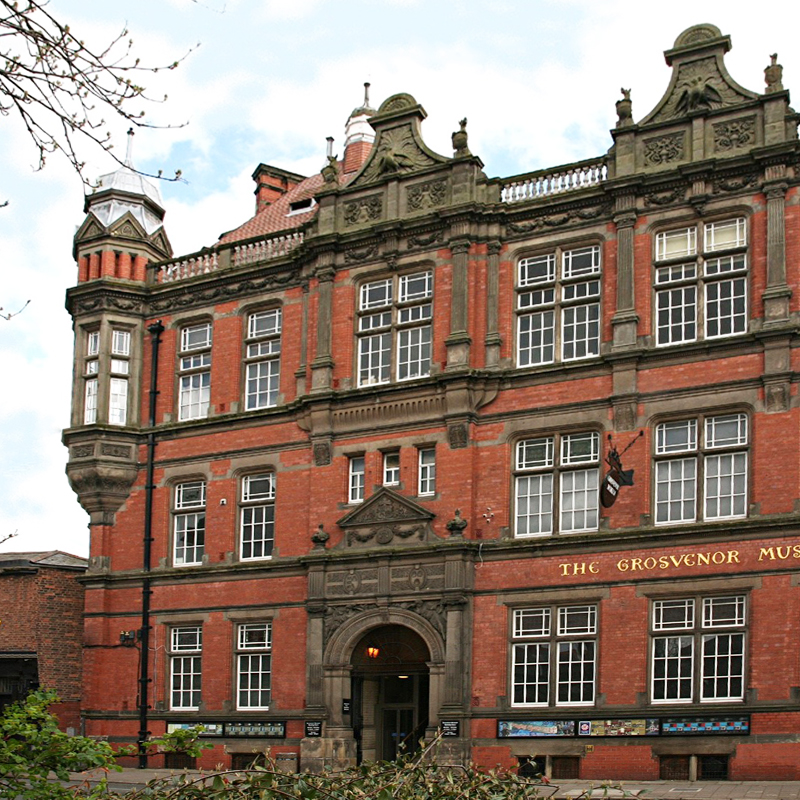GROSVENOR MUSEUM OF NATURAL HISTORY & ARCHAEOLOGY