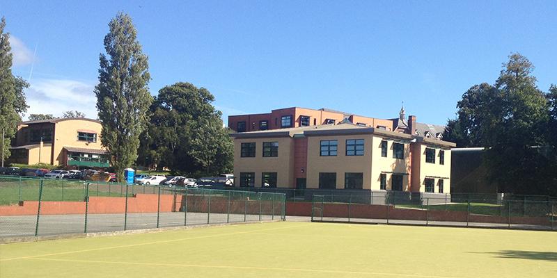 UPTON HALL SCHOOL FCJ GERARD BUILDING